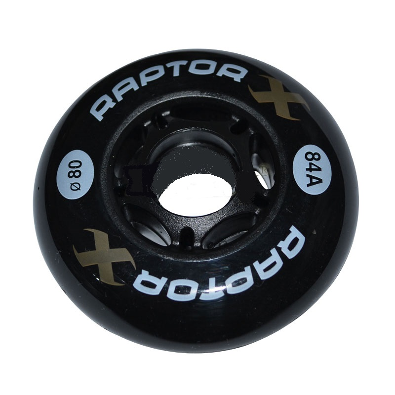 Kolečka Raptor-X Outdoor 84A (1ks)