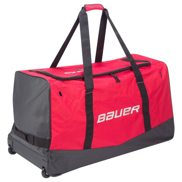 Taška BAUER S19 CORE WHEELED BAG (JR) - BLK
